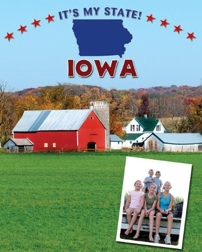 9781627122221: Iowa (It's My State)