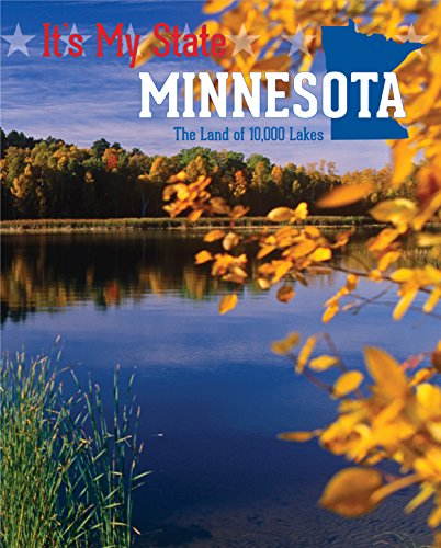 9781627127486: Minnesota: The Land of 10,000 Lakes (It's My State!)