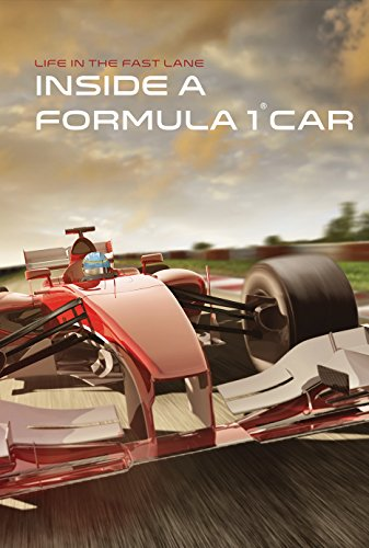 9781627130349: Inside a Formula 1 Car (Life in the Fast Lane)