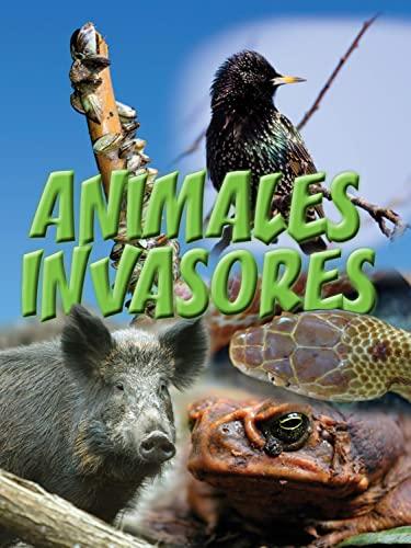 Animales invasores / Animal Invaders (Exploremos la: Tourville, Amanda Doering