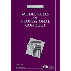 9781627225717: Model Rules of Professional Conduct