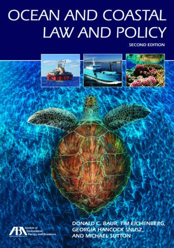 9781627227438: Ocean and Coastal Law and Policy