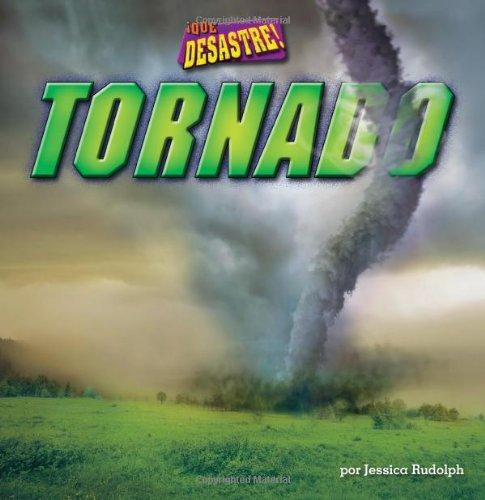 Tornado (Library Binding): Jessica Rudolph