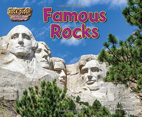 Famous Rocks (Hardcover): Ellen Lawrence