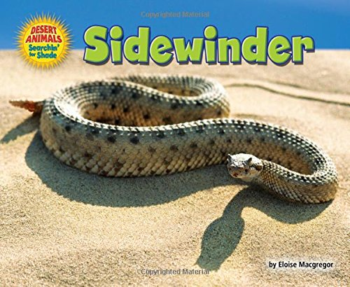 Sidewinder (Hardcover): Eloise MacGregor