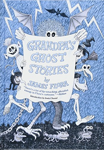 Grandpa's Ghost Stories: Flora, James