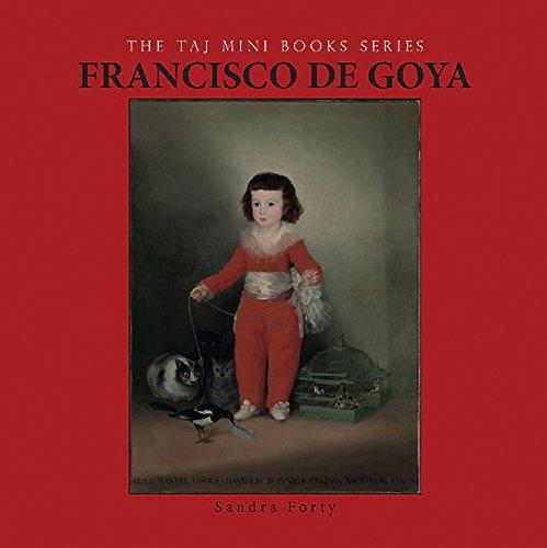 Imagen de archivo de Francisco de Goya (The TAJ Mini Book Series) a la venta por Better World Books