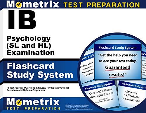 IB Psychology (SL and HL) Examination Flashcard Study System: IB Test Practice Questions & ...