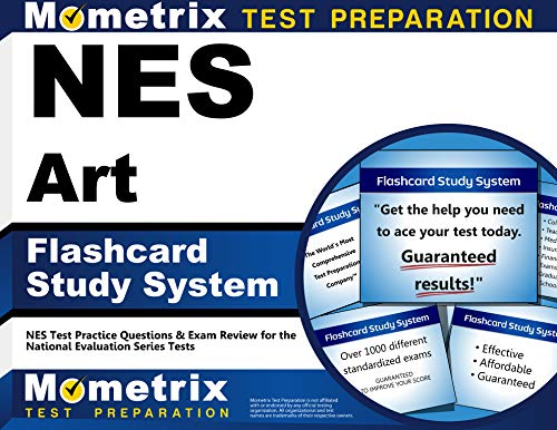 9781627338127: NES Art Flashcard Study System: NES Test Practice Questions & Exam Review for the National Evaluation Series Tests (Cards)