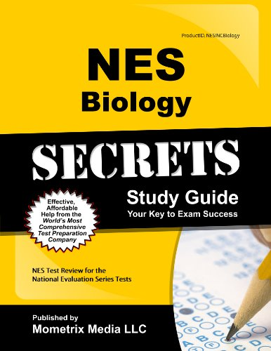 9781627338134: NES Biology Secrets Study Guide: NES Test Review for the National Evaluation Series Tests (Mometrix Secrets Study Guides)