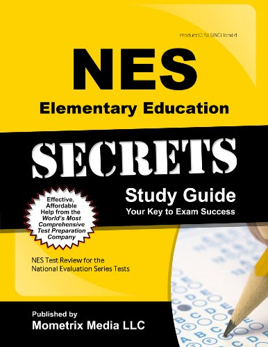 9781627338233: NES Elementary Education Secrets Study Guide: NES Test Review for the National Evaluation Series Tests (Mometrix Secrets Study Guides)