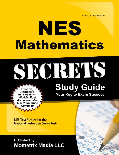 9781627338394: NES Mathematics Secrets Study Guide: NES Test Review for the National Evaluation Series Tests (Mometrix Secrets Study Guides)