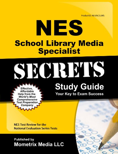 9781627338578: NES School Library Media Specialist Secrets Study Guide: NES Test Review for the National Evaluation Series Tests (Secrets (Mometrix))