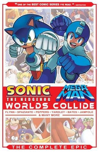 Sonic/Mega Man: Worlds Collide: The Complete Epic: Sonic/Mega Man Scribes