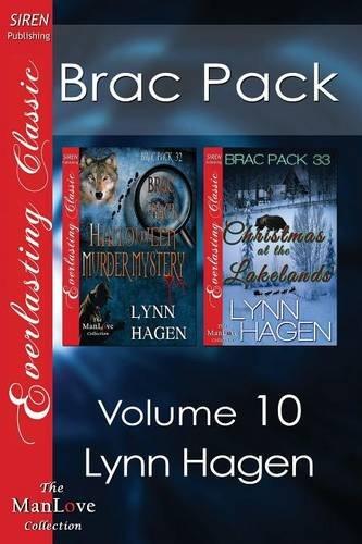 Brac Pack, Volume 10 Brac Pack Halloween Murder Mystery: Christmas at the Lakelands (Siren ...