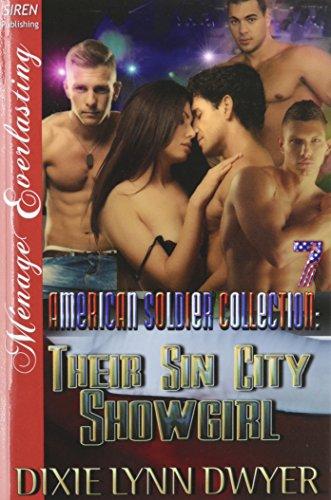 9781627413695: Their Sin City Showgirl: Siren Publishing Menage Everlasting
