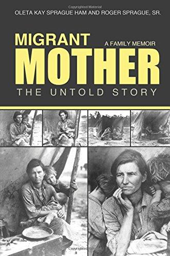 Migrant Mother: Oleta Kay Sprague Ham; Roger Sprague, Sr.