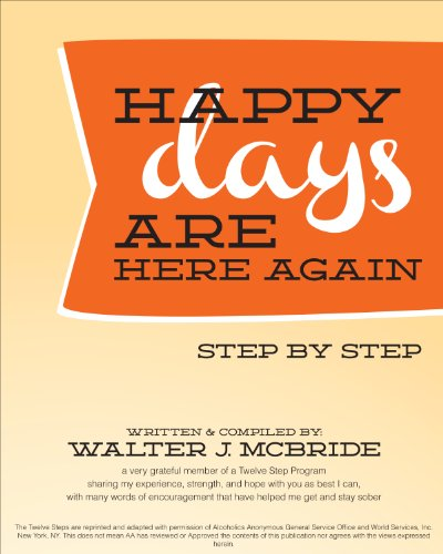 Happy Days are Here Again, Step by Step: McBride, Walter J.