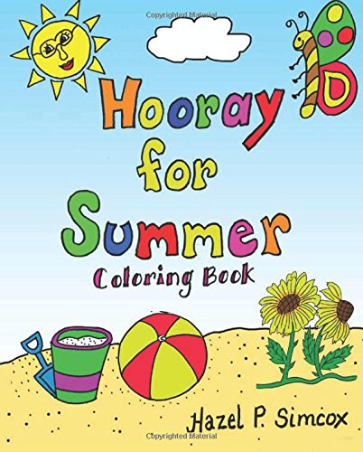 9781627467711: Hooray for Summer (COLORING BOOK)