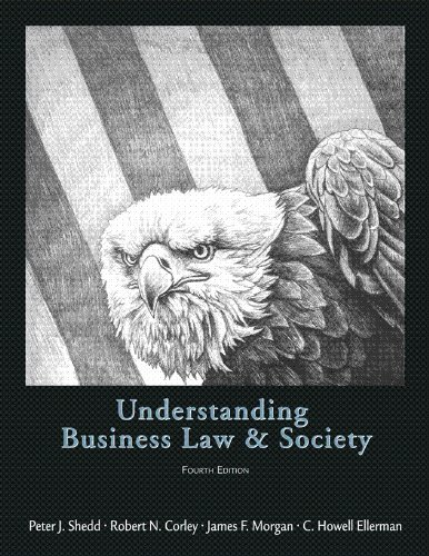 9781627510288: Understanding Business Law and Society 4th Edition