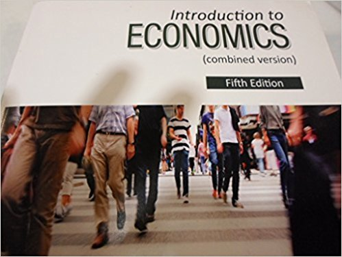 9781627514804: Introduction to Economics (Combined Version) 5th Edition