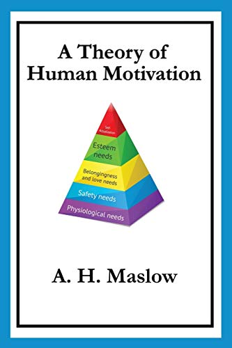 9781627554671: A Theory of Human Motivation