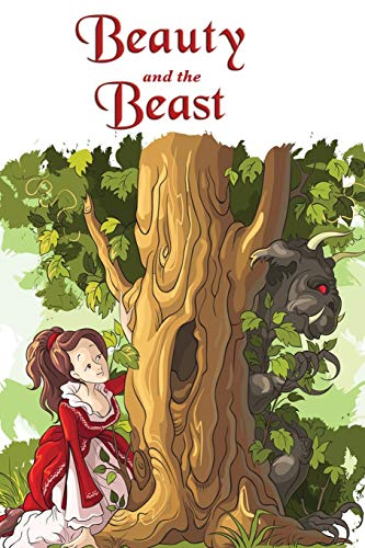 Beauty and the Beast (Illustrated Edition) (Paperback): Gabrielle-suzanne Barbot De