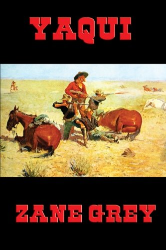 9781627556590: Yaqui (Desperado Books)