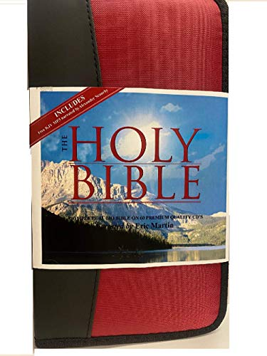 9781627580922: 2 Complete King James Version Audio Bibles-62 Discs- Alexander Scourby Narrates all 66 Books of the King James Version Audio Bible on 2 MP3 Discs ... Complete Old and New Testaments on 60 CDs