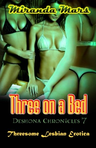 9781627612623: Three on a Bed
