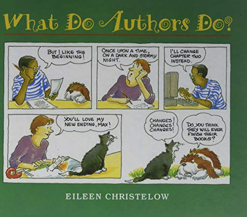9781627651660: What Do Authors Do?