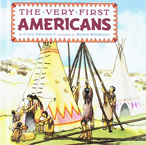9781627651783: The Very First Americans (Grosset & Dunlap All Aboard Book)