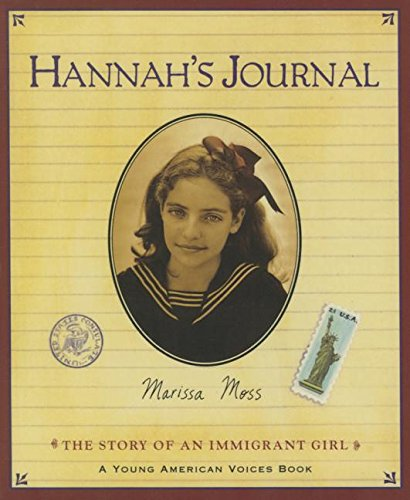 9781627652414: Hannah's Journal (Young American Voice Books (Paperback))