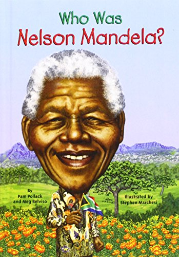 9781627654043: Who Was Nelson Mandela?
