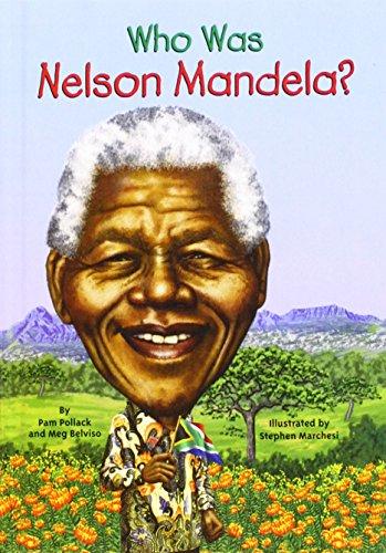 9781627654043: Who Was Nelson Mandela?
