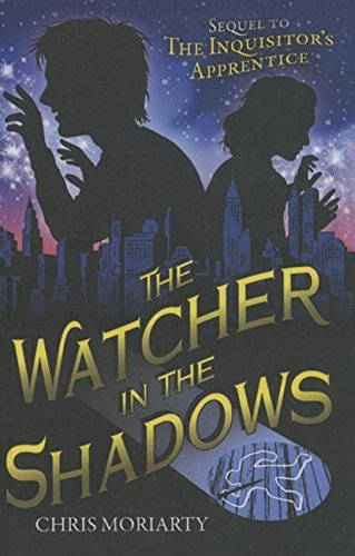 9781627655422: The Watcher in Shadows (Inquisitor's Apprentice (Quality))