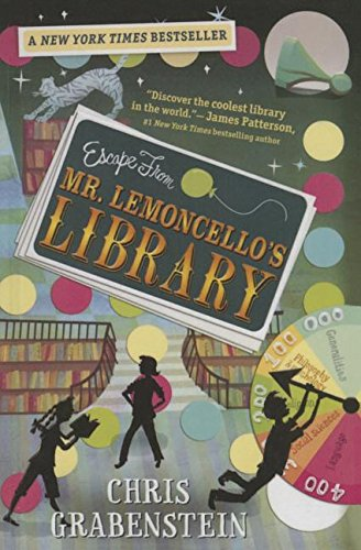 9781627656184: Escape from Mr. Lemoncello's Library