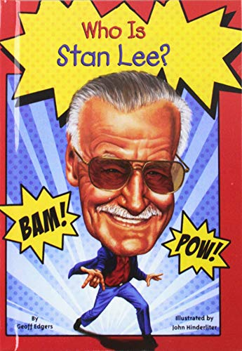 9781627656771: Who Is Stan Lee? (Who Was...?)