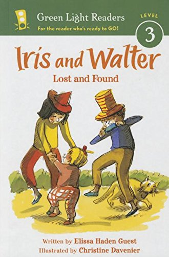 9781627656825: Iris and Walter: Lost and Found (Green Light Readers Level 3)
