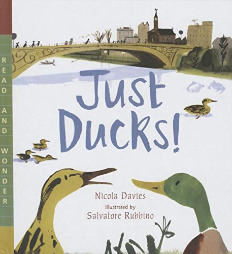 9781627657334: Just Ducks (Read and Wonder (Paperback))