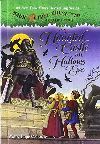 9781627657921: Haunted Castle on Hallows Eve (Magic Tree House)