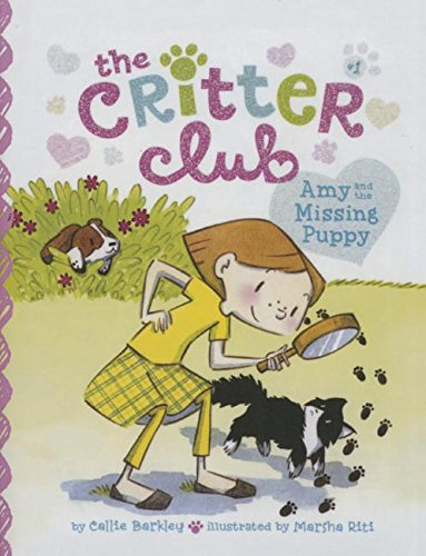 9781627658430: Amy and the Missing Puppy (Critter Club)