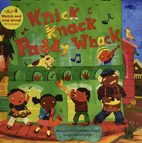 9781627658751: Knick Knack Paddy Whack W/CD