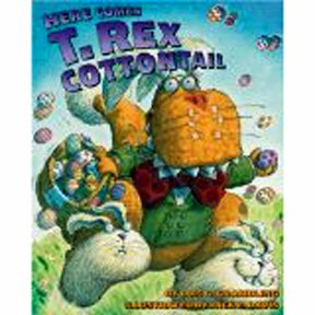 9781627658966: Here Comes T. Rex Cottontail