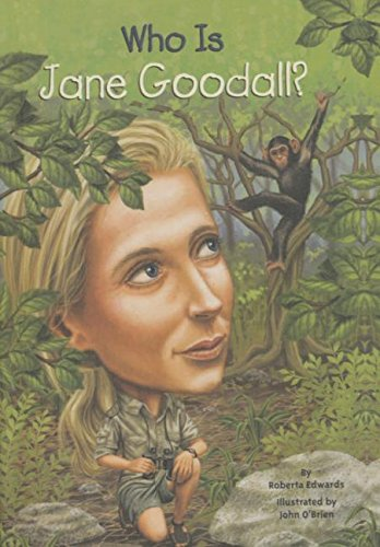 9781627659147: Who Is Jane Goodall? (Who Was...?)