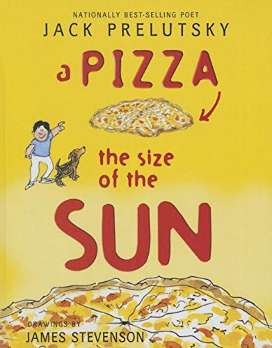9781627659239: A Pizza the Size of the Sun