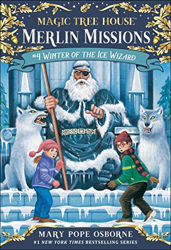 9781627659505: Winter of the Ice Wizard (Magic Tree House)
