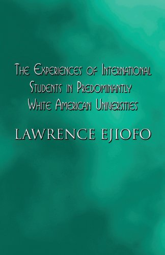 9781627724050: The Experiences of International Students in Predominantly White American Universities