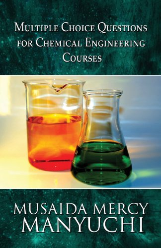9781627728539: Multiple Choice Questions for Chemical Engineering Courses