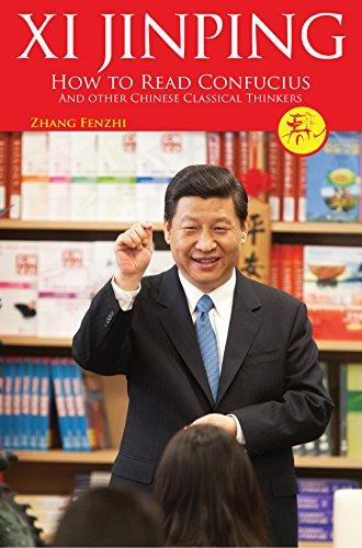 9781627741200: XI Jinping: How to Read the Confucian Classics: How to Read the Confucian Classics